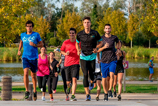 club running zaragoza